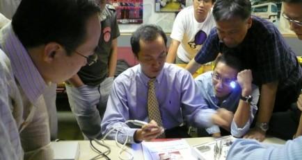 香港聖約翰救傷隊讀書會