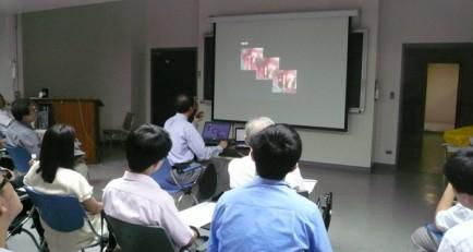 植牙讀書會台南成功大學演講